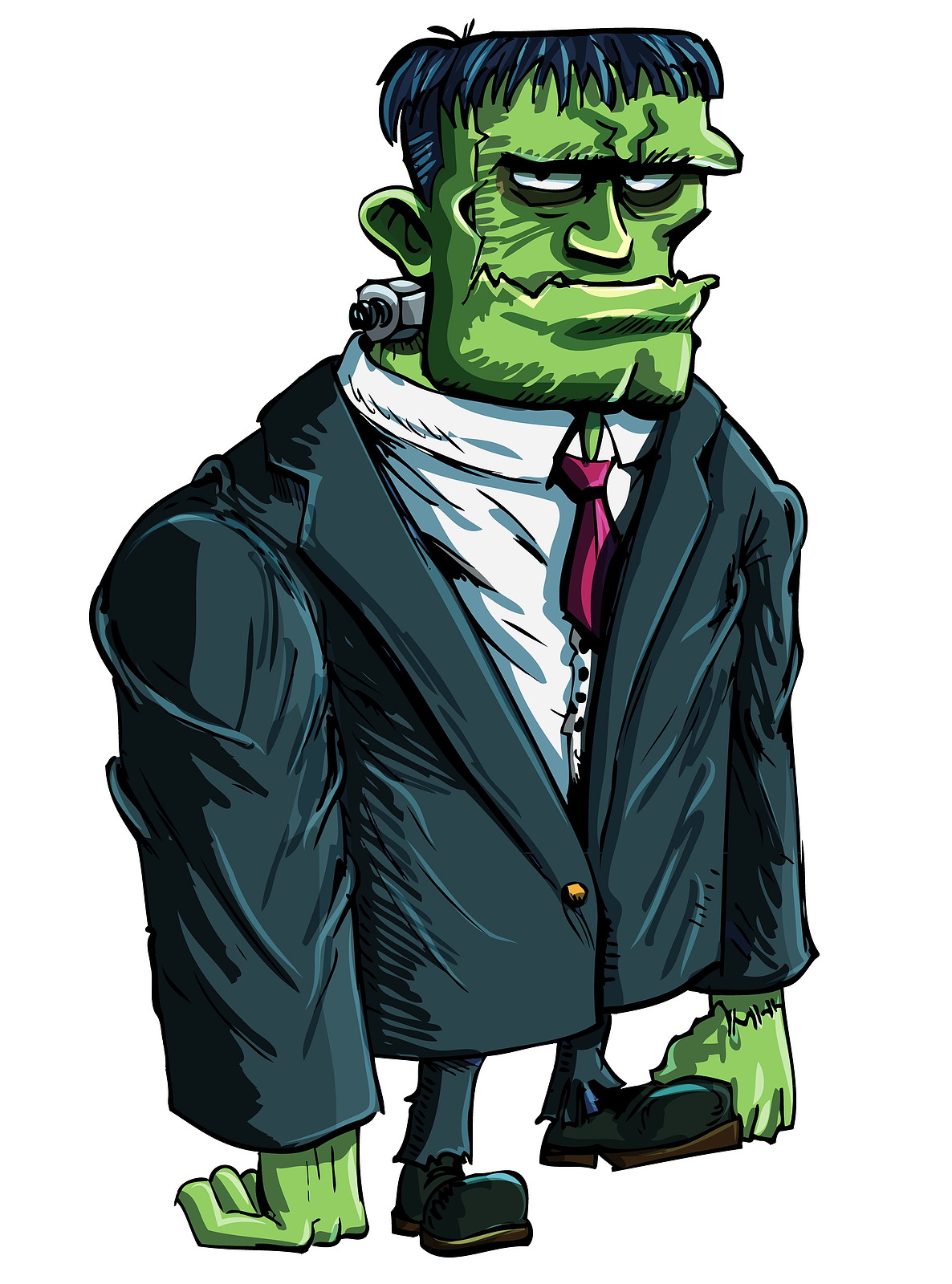 Is your boss a frankenstein a 4 step process for dealing for Www moster