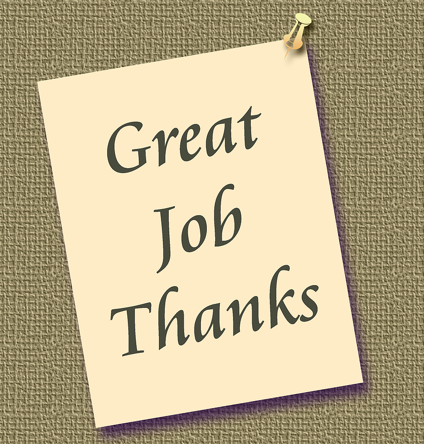 Employee Appreciation Thank You Quotes: Why Are Managers And Supervisors So Stingy With Praise