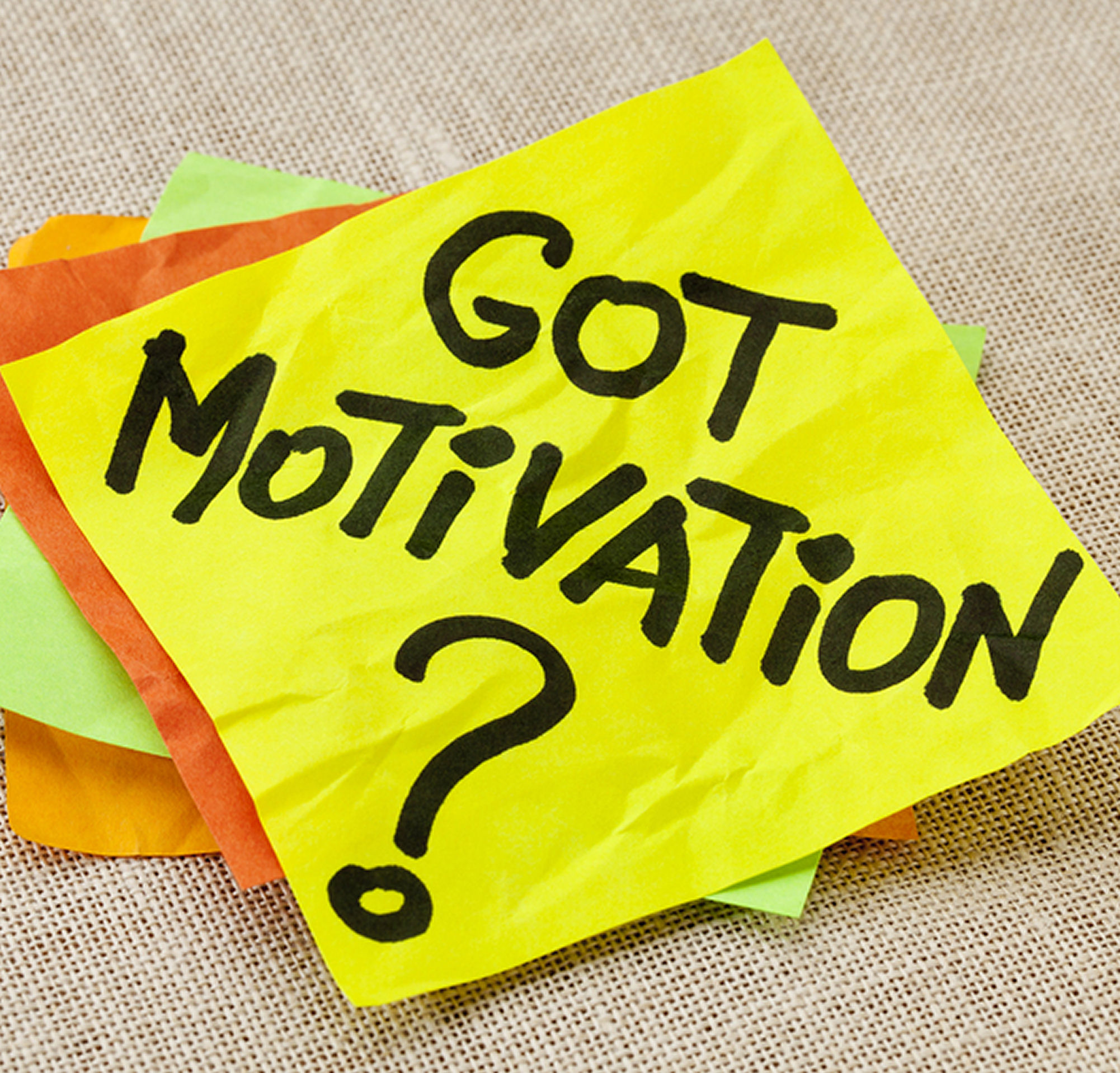 what s your motivation at work questions to ask yourself want