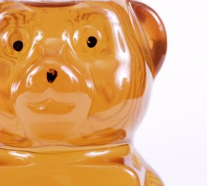 Golden Honey Bear, text