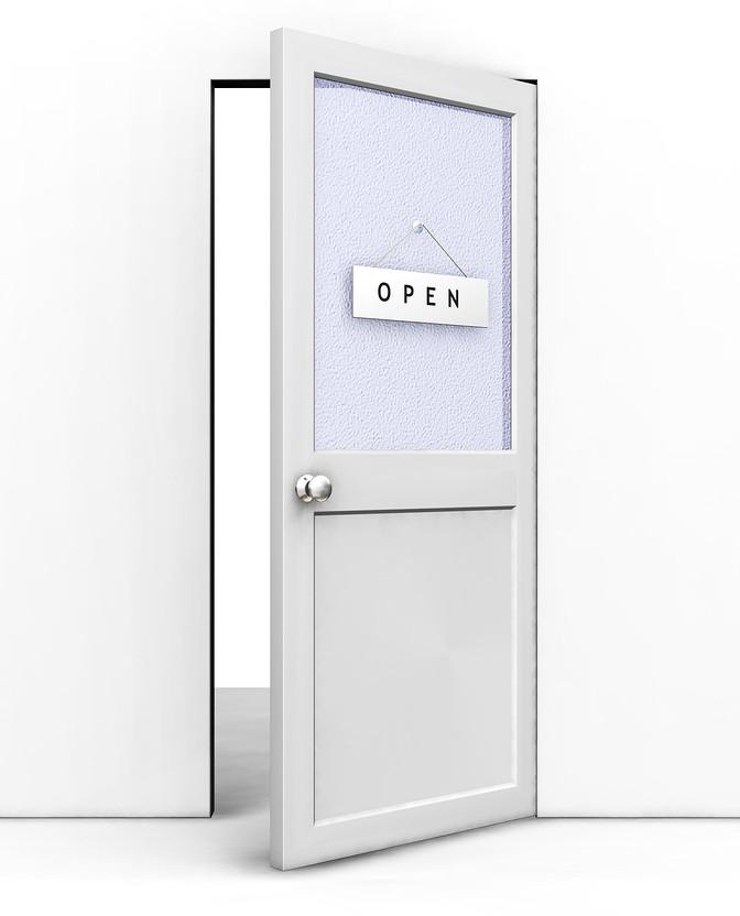 Don t slam people s fingers in your open door policy for 0pen door