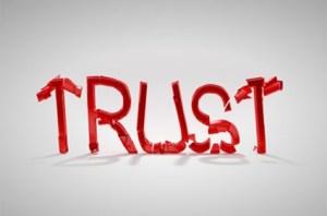 Crumbling Trust
