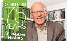 Ken Blanchard 75 Still Making History
