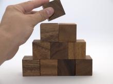 Blocky Pyramid