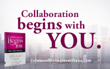 Collaboration Begins with You Share Graphic