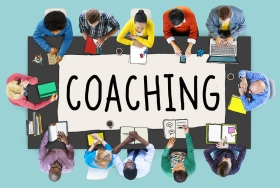 Coaching Training Mentor Teaching Coach Concept