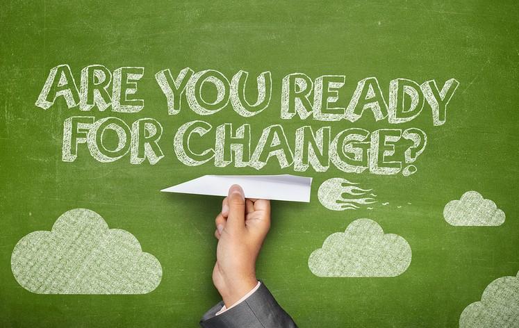 Kinder Garden: Organizational Change: Coaching Yourself Through Six