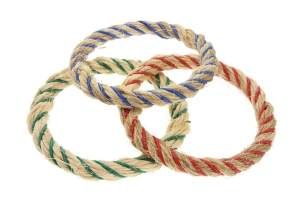 Ring Toss Game Ropes