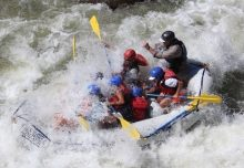Kern River Rafting