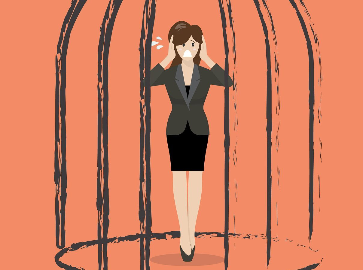 Trapped Yourself in a Gilded Cage? Ask Madeleine
