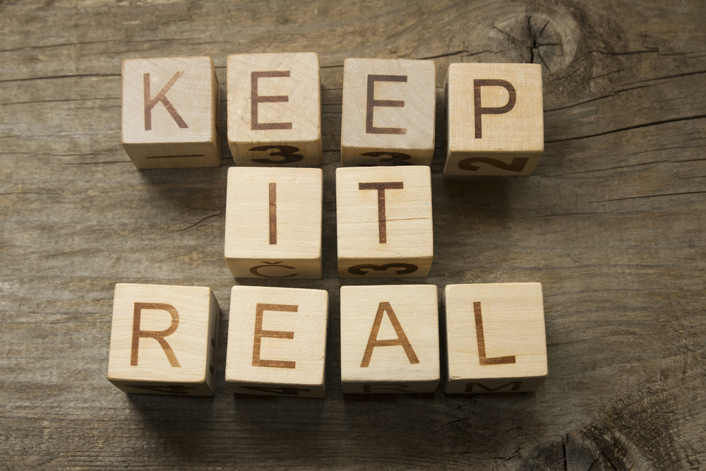 Keep it REAL – 4 Ways to Establish an Authentic Leadership Presence